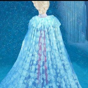 Other - Snow queen 'Elsa cape